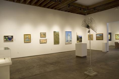 The Art of Santa Barbara, Patricia Chidlaw, Sarah Vedder, Robin Gowen, Nicole Strasburg, Hank Pitcher, Phoebe Brunner, Robert Frame, Ken Bortolazzo, Ray Strong