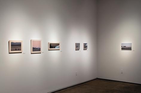 Contemporary Bear Area Artists Installation photograph, Pamela Kendall Schiffer