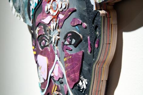 INGA GUZYTE, Josephine Kulea close up