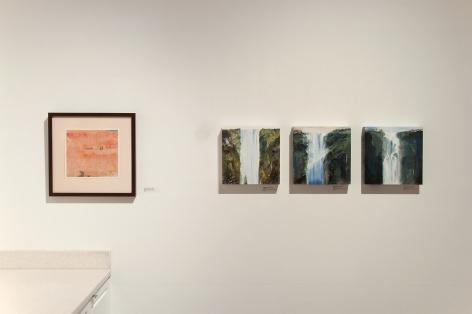 THE WINTER SALON, 2019 installation, William Dole, Joseph Goldyne