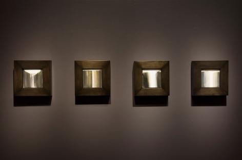 Joseph Goldyne: Light Fall, 2017