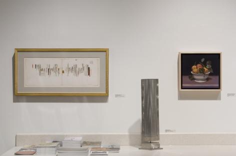 Winter Salon I, 2018, William Dole, Ken Bortolazzo, Martha Mayer Erlebacher