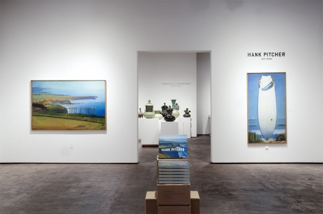 Installation photograph of HANK PITCHER: Just Now