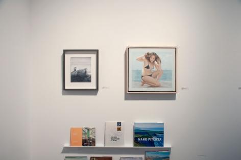 Installation photograph of California on my Mind, Susan McDonnell, John Nava