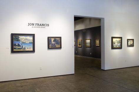 Jon Francis, A Golden State, 2017