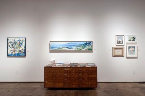 Summer Salon II, 2021 Installation Image