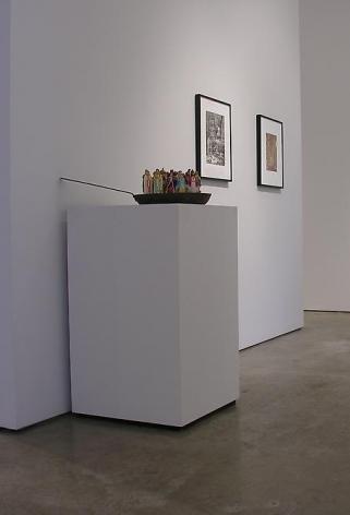 León Ferrari, Sicardi Gallery installation view, 2009