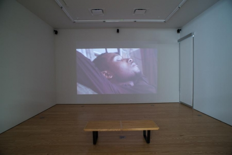 Dias & Riedweg, Project Video 2015, Installation view, 2015.