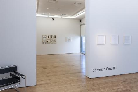Common Ground. Sicardi | Ayers | Bacino, 2018