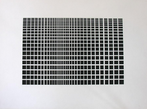 Manuel Espinosa, Untitled, c. 1970, Ink on paper, 19 in. x 25 3/4 in.