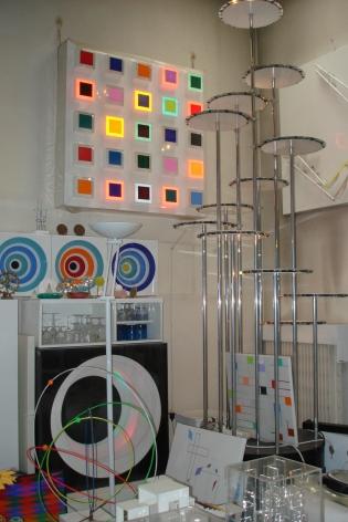 Martha Boto and Gregorio Vardanega'sStudio.Paris,2006