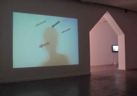 Pedro Tyler, Centro Cultural de Recoleta, installation view, 2013. Buenos Aires, Argentina.