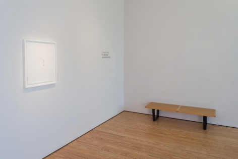 Liliana Porter, To See Gold and other prints, Installation view, 2015.