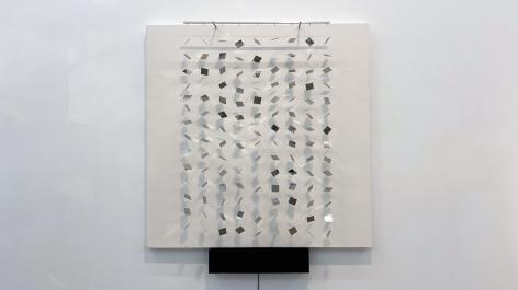 The Grid in Modern Latin American Art exhibition at Sicardi Ayers Bacino, 2020.