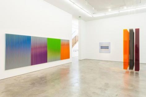 Carlos Cruz-Diez, Autonomía del Color, 2017