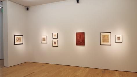 Sicardi Gallery Exhibition,Looking South, 2015