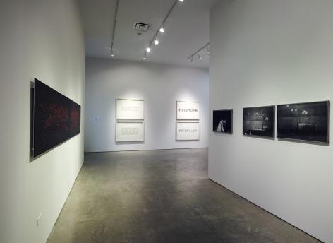 Miguel Ángel Rojas, Exhibition at Sicardi | Ayers | Bacino, 2006