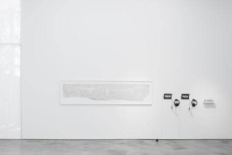 Fuzziness: Thinking on paperGustavo Díaz. Sicardi | Ayers | Bacino, 2018.