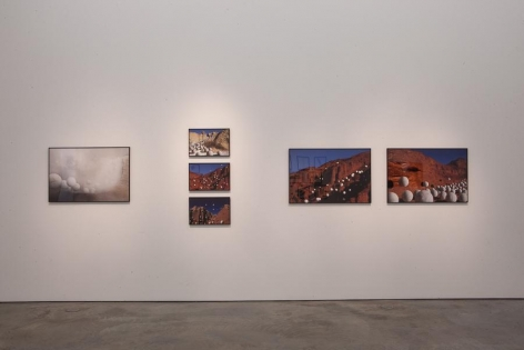 Miguel Angel Ríos, Endless, Installation view, 2015.