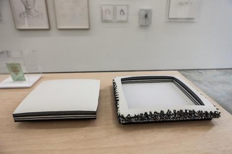 Gabriel de la Mora, T.O.E.F.M.U.T.I.T.O.A.I.I., installation view. Sicardi Gallery, 2012.