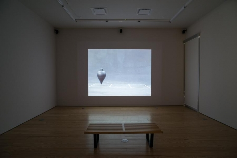 Miguel Angel Ríos, Project Video 2015, Installation view, 2015.