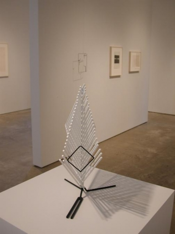 Sicardi Gallery Installation View, 2003.