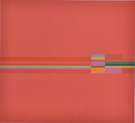Mercedes Pardo Ponte,Untitled Ed. 4/25, 1986, Serigraph on paper, 27 9/16 x 31 7/8 in. (70 x 81 cm.)
