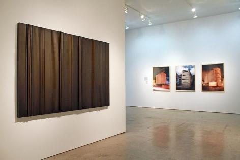 Thomas Glassford, Alexander Apostol, Sicardi Gallery installation view, 2011