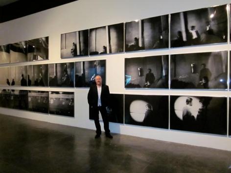 Miguel Ángel Rojas, Serie Faenza. Bienal de São Paulo, 2018