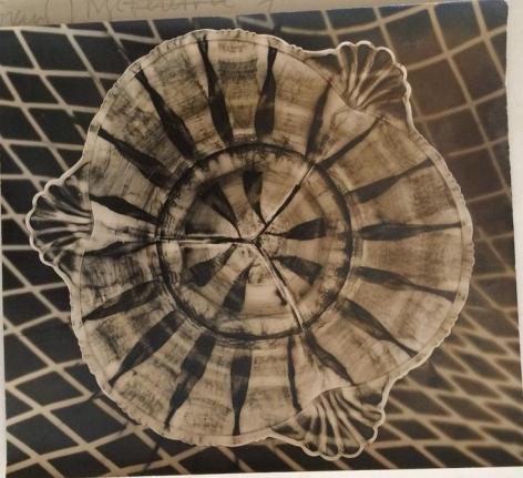 Untitled, 1964. Photogram. 7 27/32 x 7 3/32 in. (20 x 18 cm.)