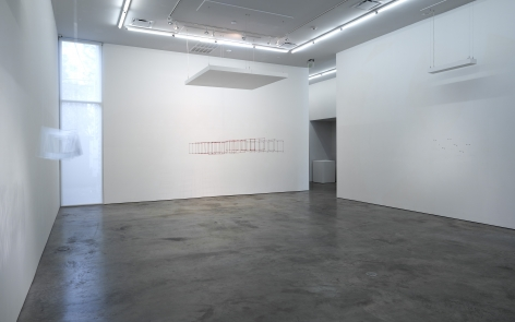 Elias Crespin:And Yet It Moves!Installation view at Sicardi | Ayers | Bacino, 2021.