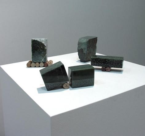 Marked Pages III, Gustavo Bonevardi, Sicardi Gallery installation view, 2011