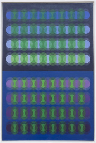 Manuel Espinosa,Untitled, 1967, Oil on canvas,59 1/16 x 39 5/16 in. (150 x 100 cm.)