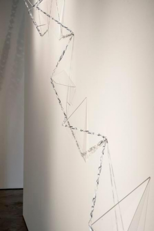 Pedro Tyler, Extensa, Installation view, 2015.