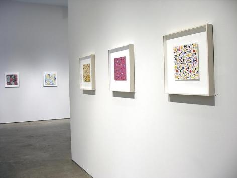 Antonio Asis, Sicardi Gallery installation view, 2007
