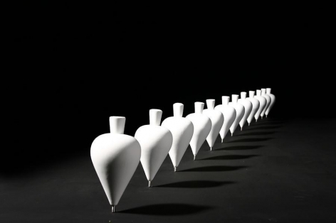 Miguel Angel Ríos, Untitled #387 from On The Edge series, 2006. Digital print, 39.3 in. x 25.9 in.