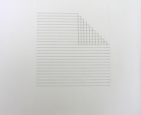 Manuel Espinosa, Untitled, c. 1970, Ink on paper, 20 5/8 in. x 27 3/8 in.