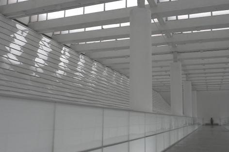 Thomas Glassford, Cádaver Exquisito (Exquisite Corpse), 2006, Museo Universitario de Ciencias y Artes, MUCA, UNAM, Mexico City, Mexico.