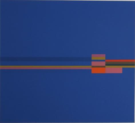 Mercedes Pardo Ponte,Untitled Ed. 20/25, 1986, Serigraph on paper, 27 9/16 x 31 7/8 in. (70 x 81 cm.)