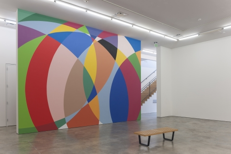 Installation view of the exhibitionGraciela Hasper: UnexpectedatSicardi   Ayers   Bacino, 2019