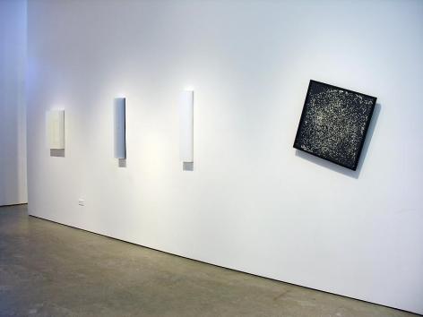 Sérvulo Esmeraldo, Sicardi Gallery installation view, 2007-2008