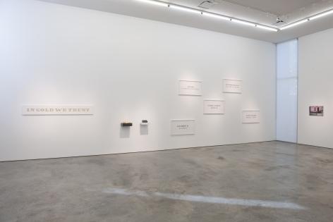 Miguel Ángel Rojas,Greed and Desire Exhibition,Sicardi | Ayers | Bacino, 2018