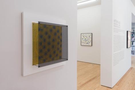 Antonio Asis,Geometria LibreSicardi Gallery 2014