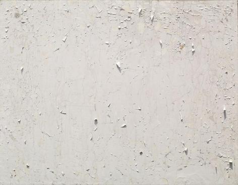 "Gabriel de la Mora, Pomoma 36 II D, 2012, 1904 ceiling, detached, mounted on aluminum frame. 75 7/8"" 91 1/4 x 1 3/8."