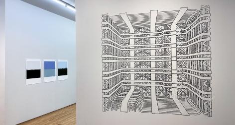 Unframed exhibition at Sicardi   Ayers   Bacino, 2021.