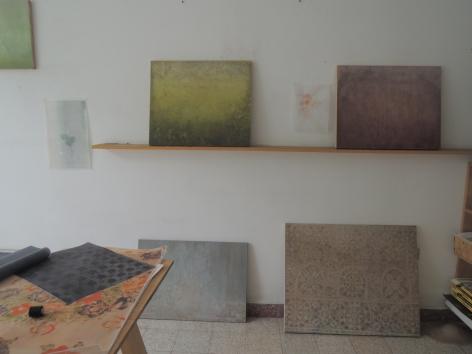 Melanie Smith Studio, Mexico City. 2019.