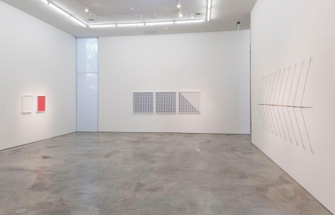 Marco Maggi: Putin's Pencils, Sicardi Gallery, 2017.