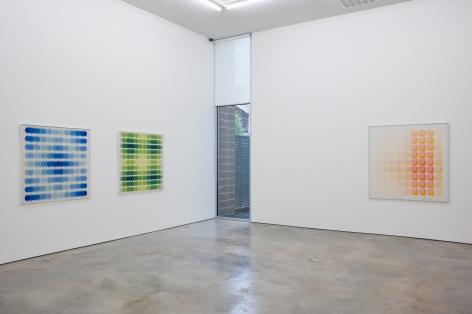 Manuel Espinosa, Sicardi   Ayers   Bacino,2013, Installation view