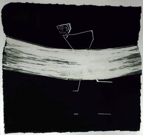 Gego, Untitled, 1966. Lithograph on paper, 11 x 11 in.  / 27.9 x 27.9 cm.