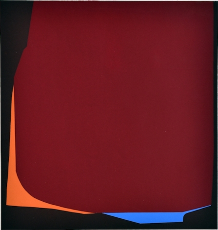 Mercedes Pardo Ponte,Untitled Ed. VIII/XVII, 1968, Serigraph on paper, 26 1/8 x 20 1/4 in. (66.5 x 51.5 cm.)